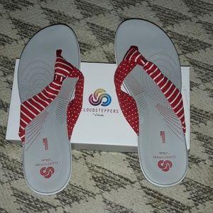 Cloudsteppers Flip Flop Sandals